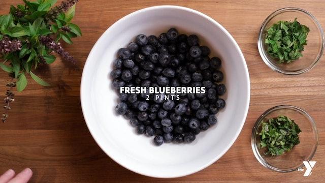 Blueberry Parfait