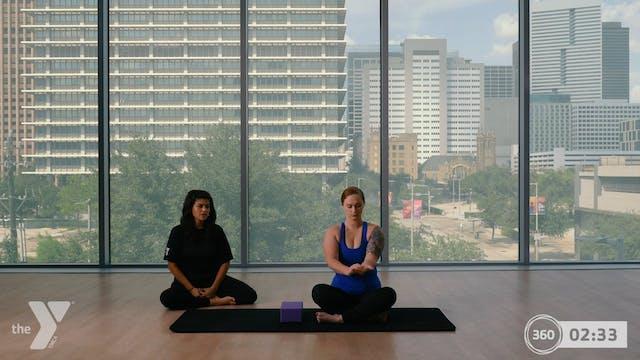 Yoga Breakdown: Crow Pose