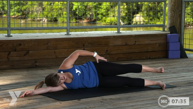 Side to Side Pilates