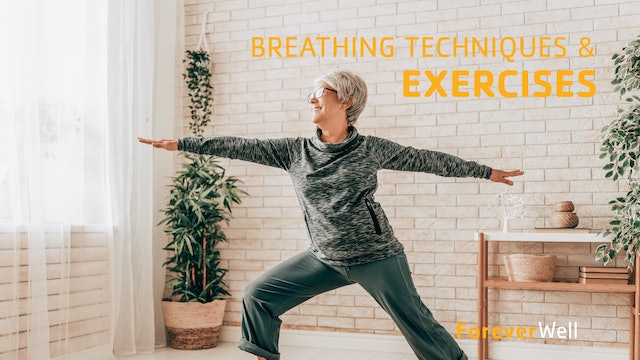 Yoga Breathing Techniques and Laughing Exercises