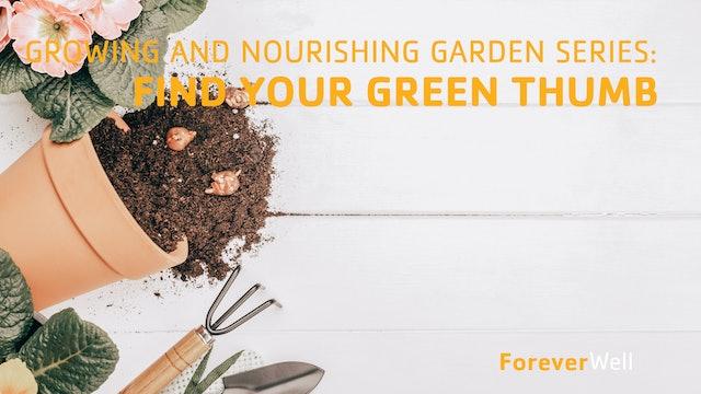 Growing & Nourishing Garden Series - Part 3 of 6