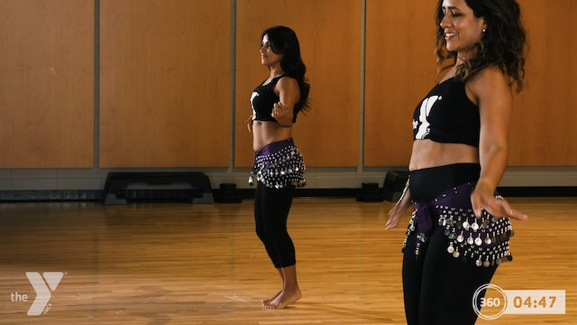 Belly Dance: Moving with Mell