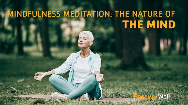 Mindfulness Meditation - The Nature o...