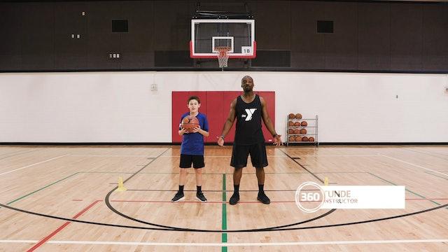 Basketball Passing