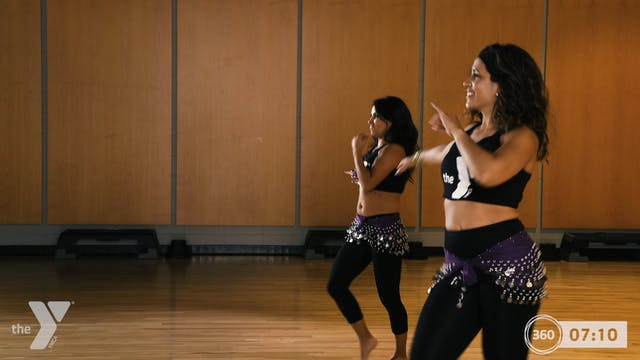 Belly Dance: Shimmy Your Belly