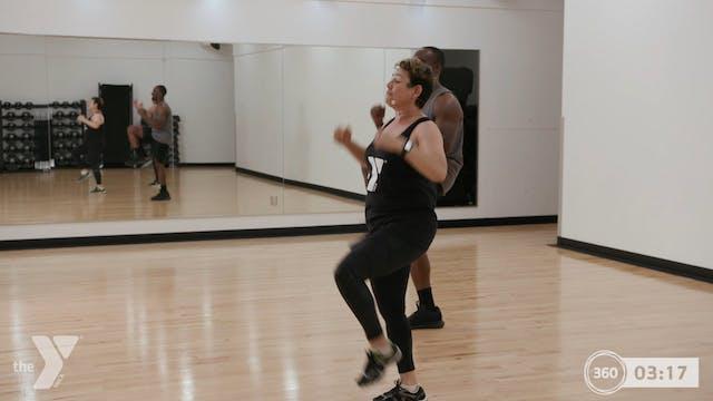 Latin Dance Warmup