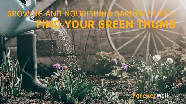 Growing & Nourishing Garden Series - Part 5 of 6
