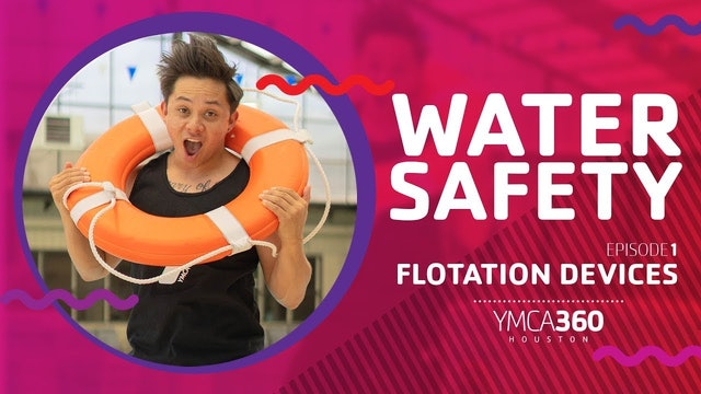 Flotation Devices #WaterSafety