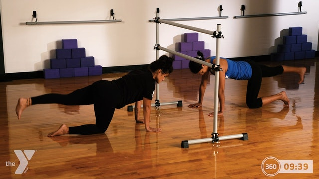 Barre: Good Glutes
