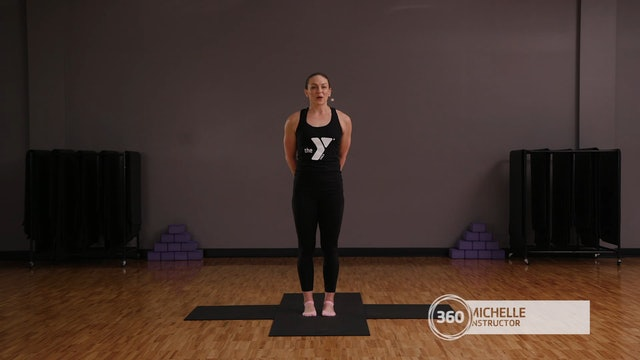 Pilates Yoga Blend