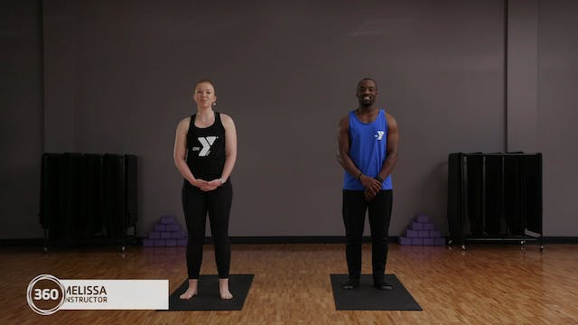 Power Yoga: Continuous Flow