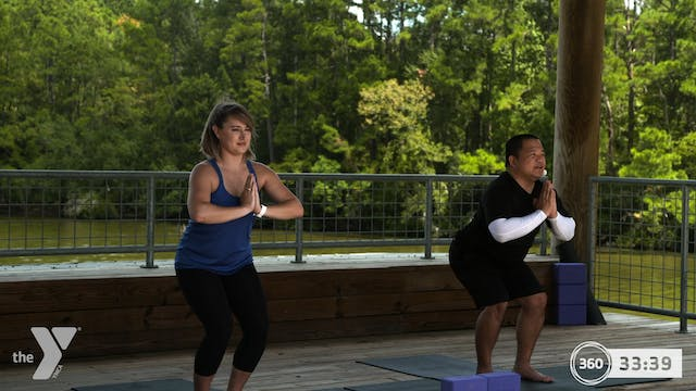 Yoga: Outdoor Flow
