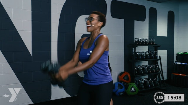 Lower Body Circuit: Labile Lunges