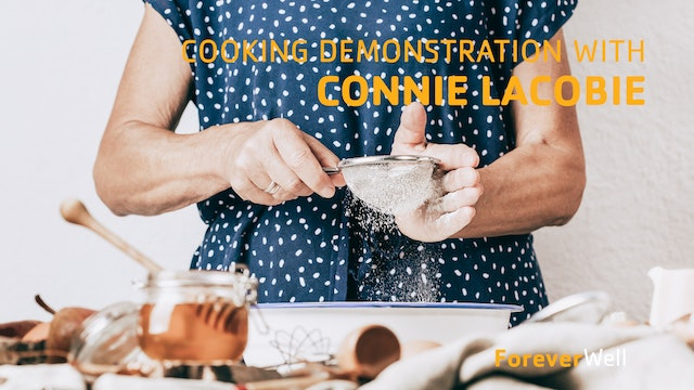 Cooking Demonstration with Connie Lacobie