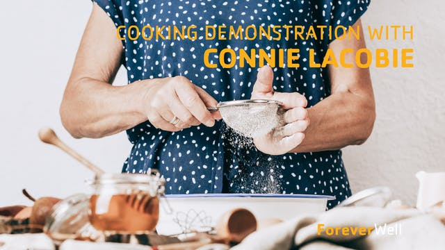 Cooking Demonstration with Connie Lac...
