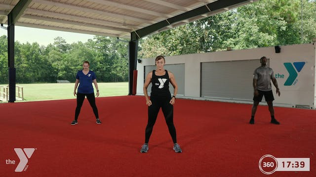 Tabata: Plyometric Push