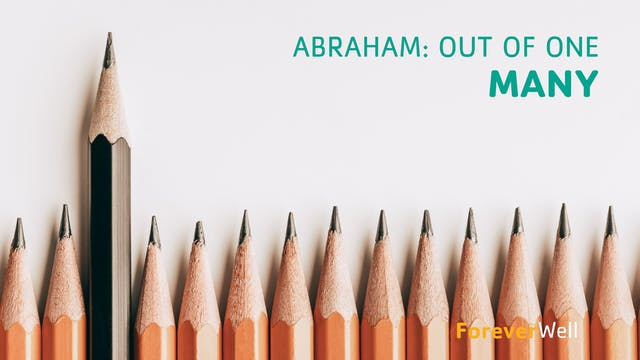 Abraham - Out of One, Many