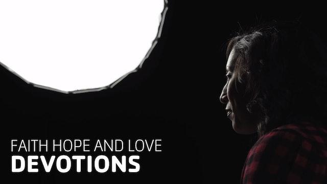 Faith, Hope, and Love - Faith