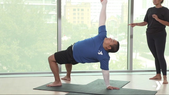 Wild Thing - Yoga Breakdown