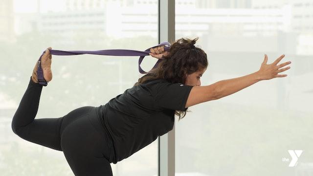 Dancers Pose - Yoga Breakdown