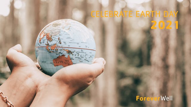 Celebrate Earth Day 2021 - Restore ou...