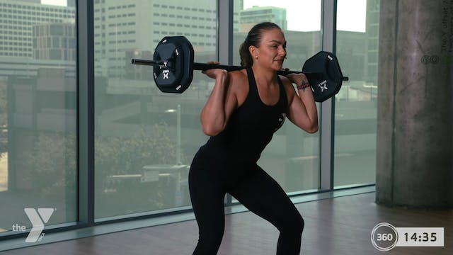 Muscle Pump: Timed Toning