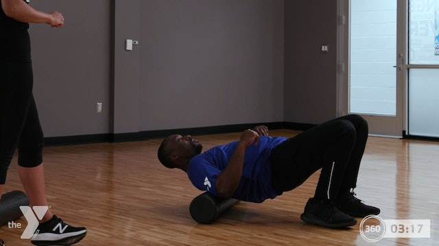 Foam Roller: Upper Body Release