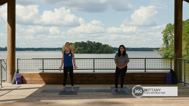 Yoga Balance and Posture