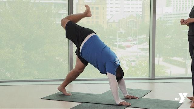 Scorpion Tail - Yoga Breakdown