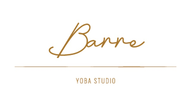Barre 60 with Maggie
