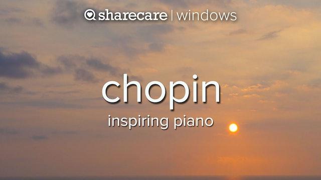 Chopin inspiring piano