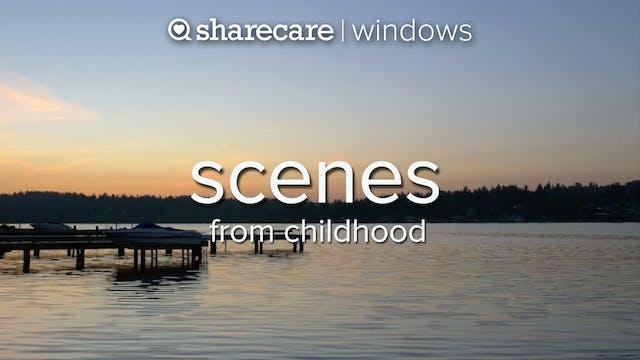 Scenes from childhood, Robert Schuman