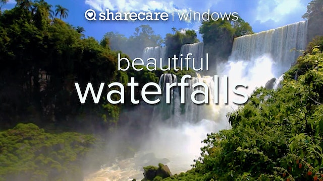 Beautiful Waterfalls: Nature's Window