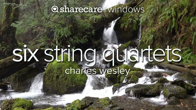 Six string quartets Charles Wesley