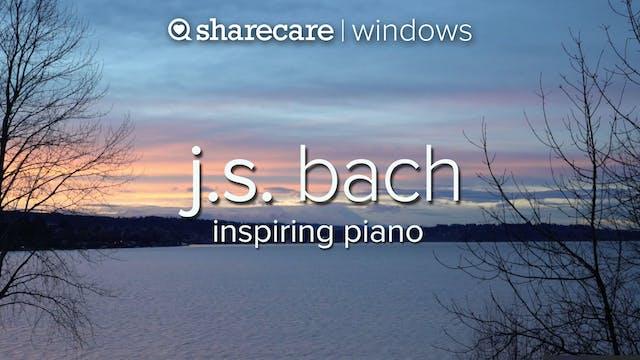 J.S. Bach Inspiring Piano