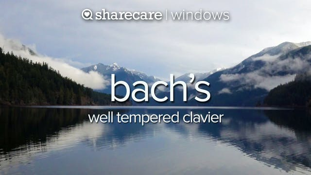 Bach's, The Well Tempered Clavier