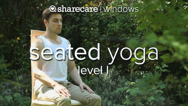 Seated Yoga Level 1