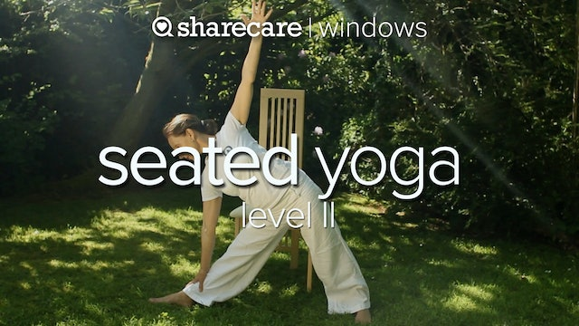 Seated Yoga Level II