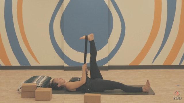 30 Minute Yoga Restore Class