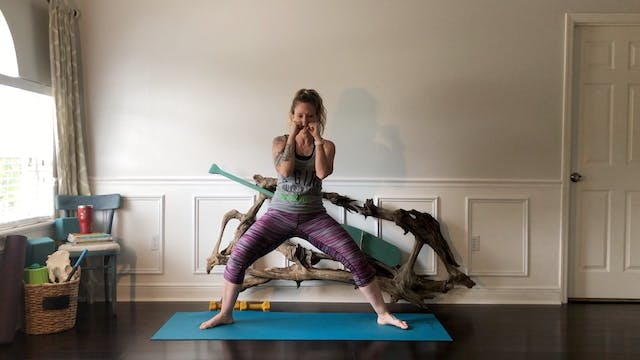 Barre Strength feat. Standing Core