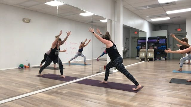 Barre Strength with Danielle