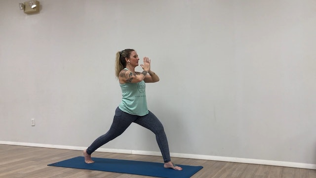 Functional Strength Yoga w/ Danielle