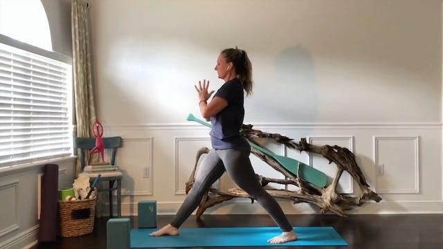 Yoga Hamstrings w/ Danielle