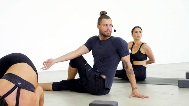 Ahana Power Flow + Core with Dan