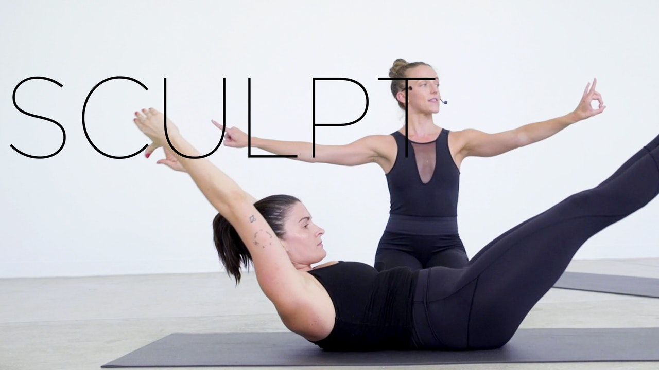 Ahana Sculpt & Flow