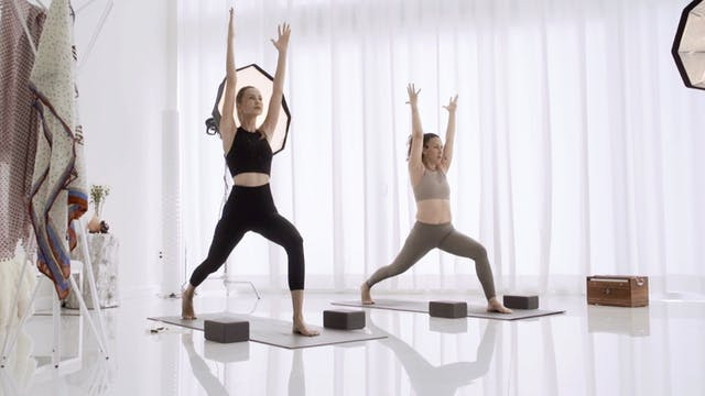 Yoga for Beginners with Dawn