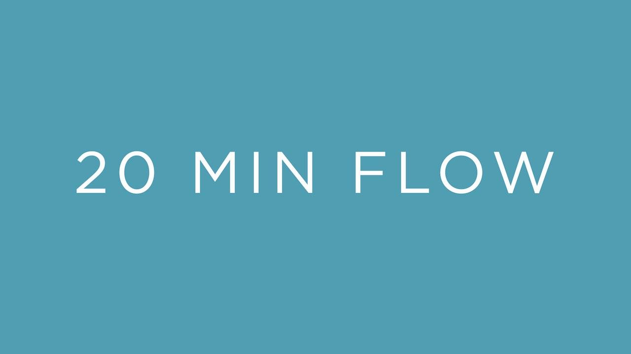 20 minute Flow