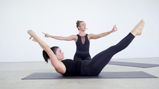 Ahana Sculpt & Flow with Caitlin