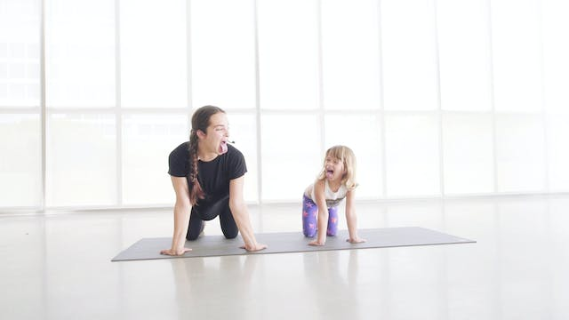 Yoga for Kids - 20 Minutes