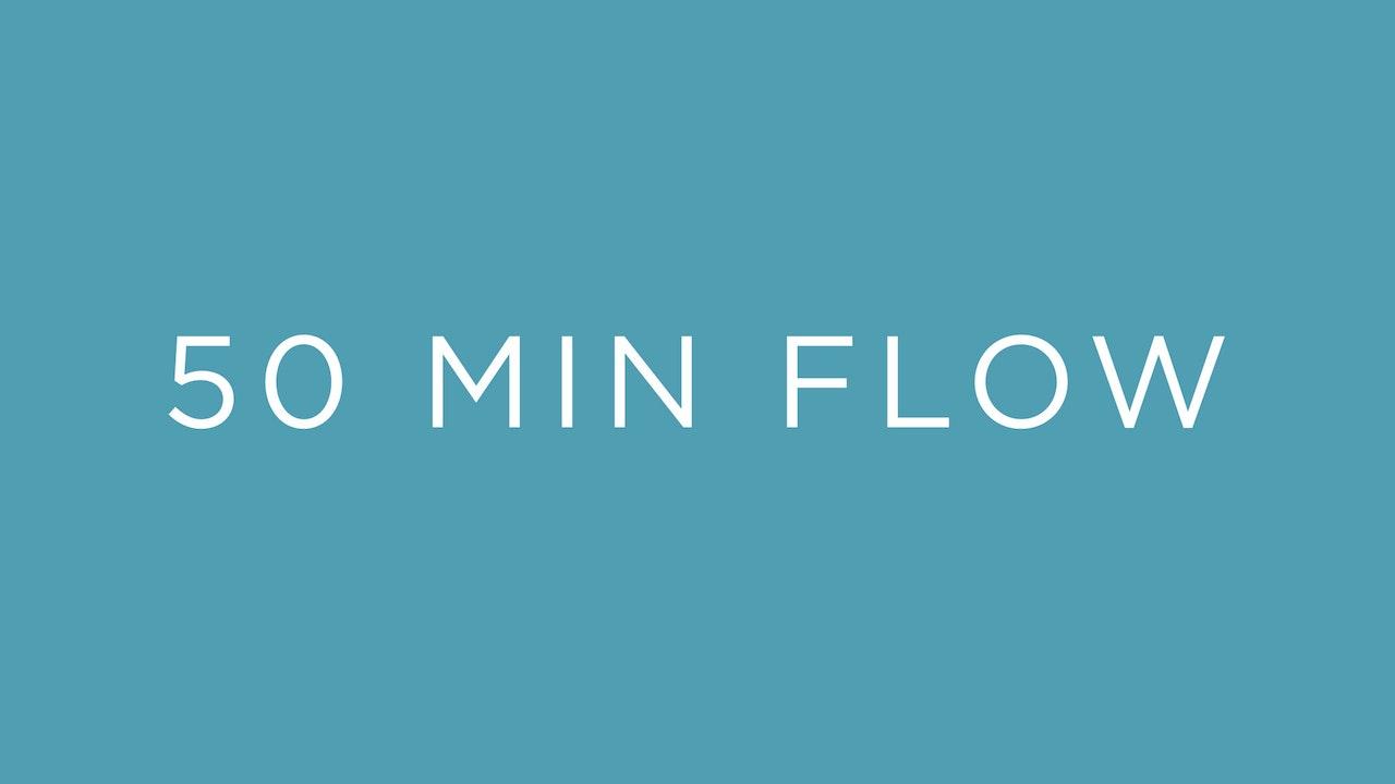 50 Minute Flow